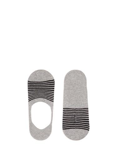 Mavi 2Li Çorap Seti Siyah